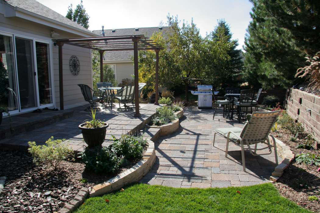 Backyard Escapes Landscaping : And installation contractor greater denver area backyard escape