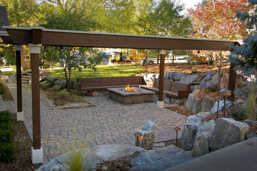 Image Result For Outdoor Fire Pit Seating Ideas